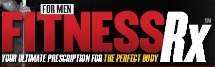 FitnessRX for Men