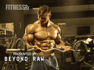 Energize Your Workout - And Destroy Your Limits #beyondrawlabs