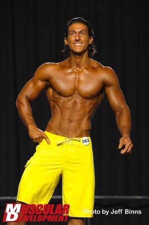 Sadik Hadzovic: The Man of Steel – FitnessRX for Men