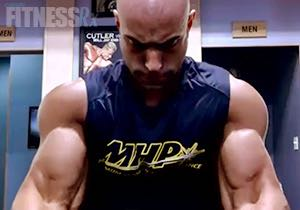 Train Back and Biceps - With NPC MPD Competitor Chris Villa