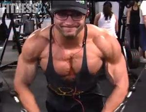 Train Shoulders - IFBB MPD Pro Matt Acton at the East Coast Mecca