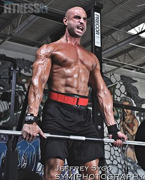 Delts – Drop Down Style = MPD competitor Chris Villa's Shoulder Routine