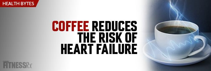 Coffee Reduces the Risk of Heart Failure