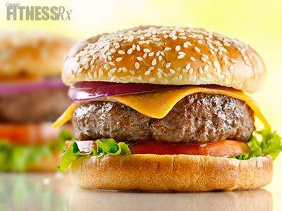 Imagine Eating that Cheeseburger