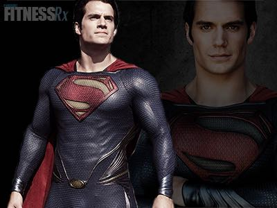 """Four Months To Becoming """"Superman"""" - Henry Cavill's """"Man of Steel"""" Workout"""