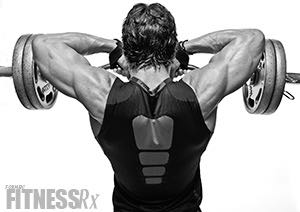When To Train Traps - Some Say With Shoulders, Other Say Back