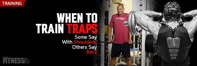When To Train Traps