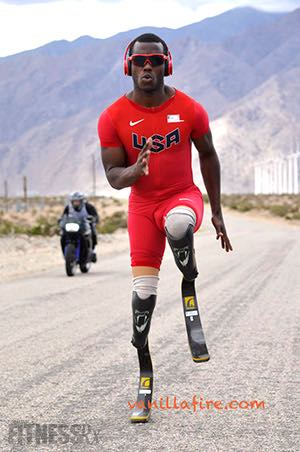 Disability, My Ass! - Paralympian Blake Leeper Runs Through Barriers