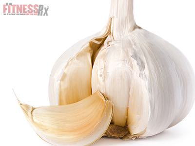 Garlic Builds Muscle Mass