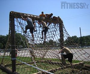 Obstacle Course Race Training Tips - Full Weekly Workout Clears the Trail