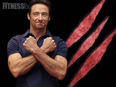 Get Jacked Fast! - With Hugh Jackman's Wolverine Diet and Workout