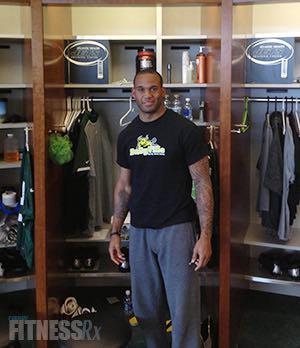 Yoga – NFL Style - Jets DB Brett Lockett Uses Bikram Style