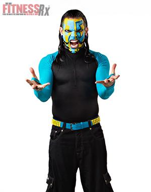 The Jeff Hardy Workout - The Jeff Hardy Workout