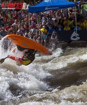Kayaking For Fitness - Father-Son Rivalry Set for September World Championships