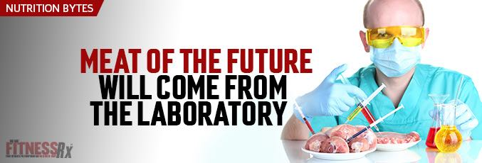 Meat of the Future Will Come from the Laboratory