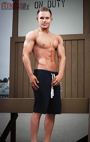 Man of the Summer Contest Winner - Austin Lee Gayne of Riverside, CA