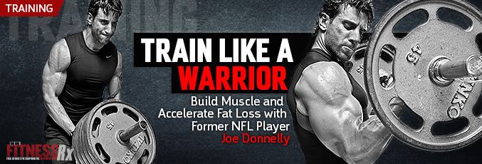 Train Like a Warrior!