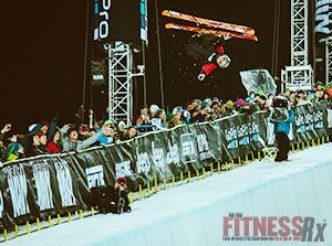 The X-Games Workout - With Freestyle Skier Simon Dumont