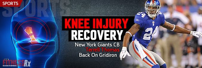 Knee Injury Recovery   FitnessRX for Men