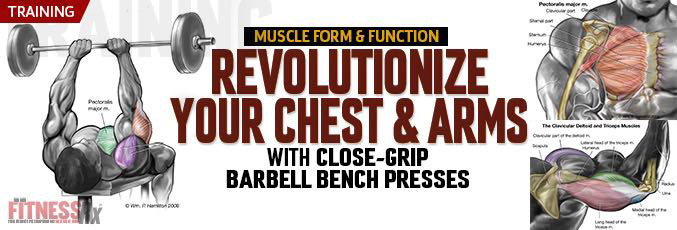Revolutionize Your Chest And Arms