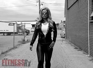 Blonde Ambition - Stunning Melissa Leigh Morrison Video