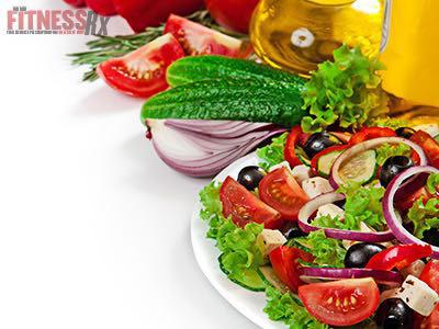 Mediterranean Diet Decreases Cholesterol