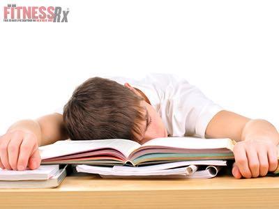 Teen Sleep Loss Teen Sleep 69