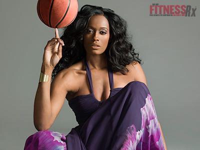 """Long Legs & 4"""" Stilettos - WNBA's Swin Cash Prefers Tall Men"""