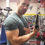 Triceps: 2/3 Of Your Guns - Train All 3 Heads With A Heavy Workload