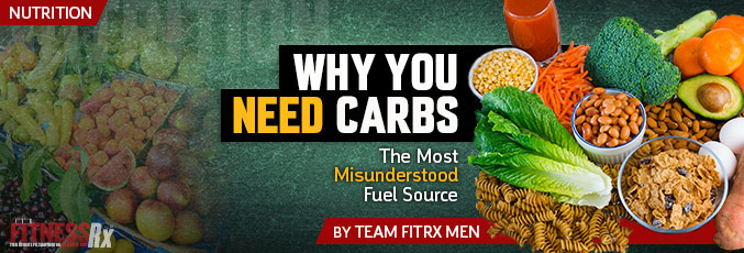 Why You Need Carbs