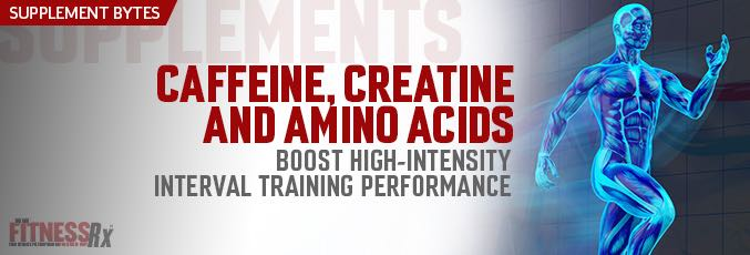 Caffeine, Creatine, and Amino Acids