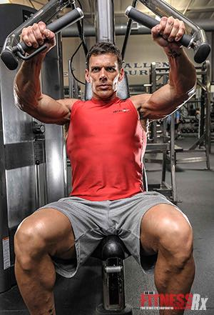Chest Workout of the Gods! - Pec Training Minus Decline Presses