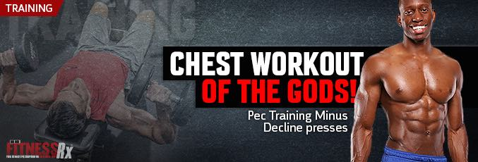 Chest Workout of the Gods!