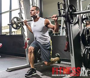 Forgotten Leg Exercise - Soar to New Thigh and Hip Power with Lunges