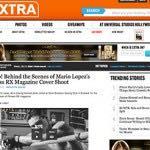 Extra Reps - Mario Lopez Behind-the-Scenes Video