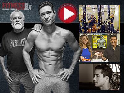 Extra Reps - Mario Lopez Behind-the-Scenes Video
