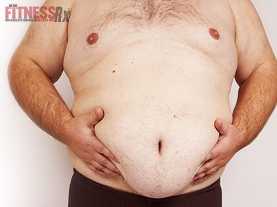 Men More Hung Up - On Body Fat Than Women