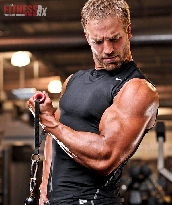 Improve Biceps Strength & Silhouette