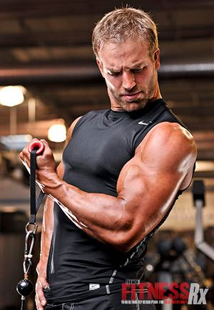 Improve Biceps Strength & Silhouette - With One-Arm Cable Curls