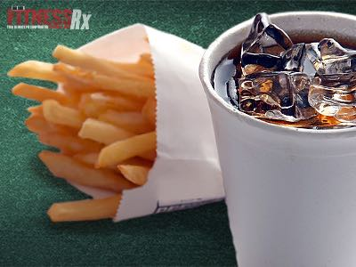 Soda & French Fries - How To Tweak Each To Lower Caloric Intake