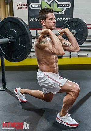 Leg Training- With NY Giants Punter Steve Weatherford