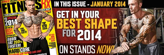 Get In Your Best Shape for 2014!