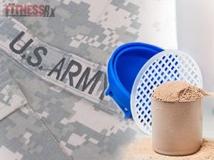 Meal Replacement Drinks - Promote Weight Loss in Soldiers