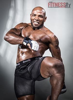New UFC Fighter a Knockout - Yoel Romero Takes It One At a Time