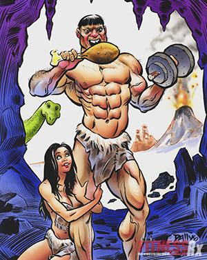 Better Sex! - The Caveman Diet & Exercise Program Will Keep You Hard and Your Cave Rockin'!