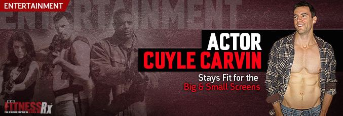 Actor Cuyle Carvin