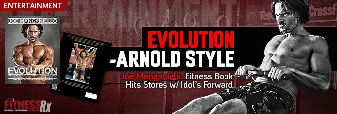 Evolution  – Arnold Style