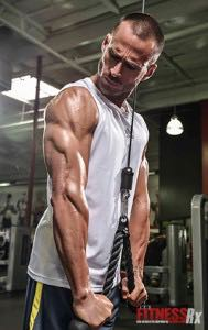 Triceps Press Downs - A New Way To Look At An Old Favorite