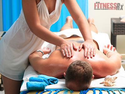 Massage Causes Short-Term Back Pain Relief