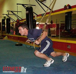 The TRX Suspension Trainer: Quick Core Toning